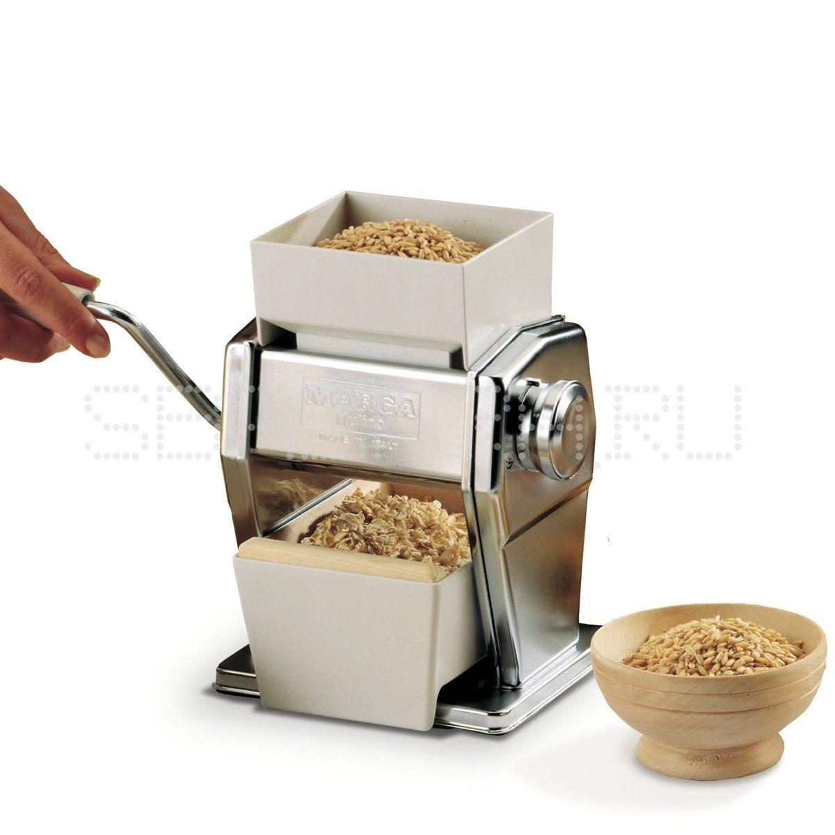 В домашних условиях перемолоть пшеницу в