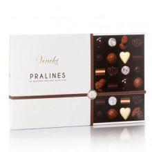 Конфеты шоколадные Venchi Пралине ассорти - 220 г (Италия)
