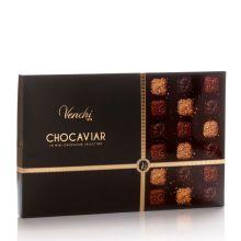 Конфеты шоколадные Venchi Chocaviar ассорти - 260 г (Италия)