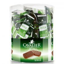 Конфеты шоколадные Cavalier Неаполитанский микс со стевией без сахара - 1 кг (Бельгия)